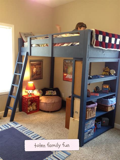 ana white loft bed pdf diy ana white 2010 furniture plans loft bed download