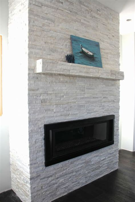 sheer serendipity white quartz fireplace d i y