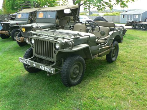1942 Ford Jeep 015 Ford Gpw 1942