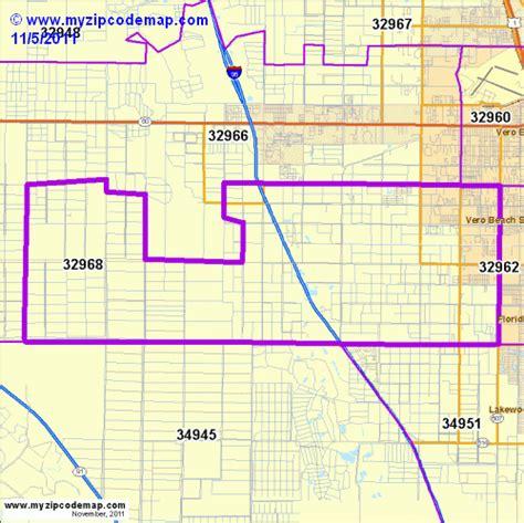 zip code map vero beach fl zip code map of 32968 demographic profile residential