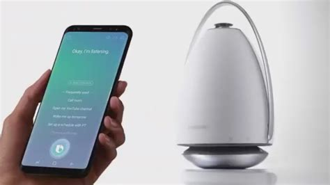 Samsung Bixby New Patent Reveals A Mysterious Samsung S Bixby Speaker With And Touch Display Gizchina