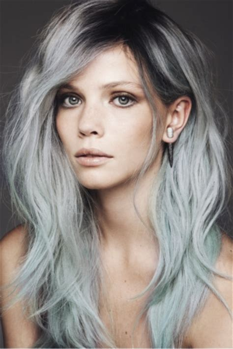 hairstyle to hide grey roots best hair color to hide gray roots in 2016 amazing photo