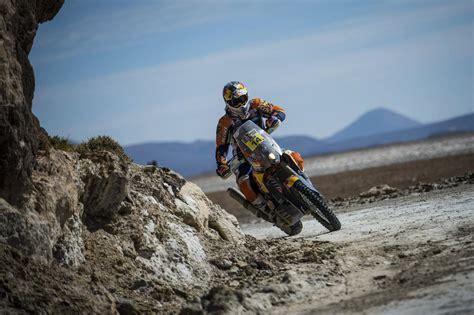 Motorrad In Chile Mieten by Motorrad Sport Rallye Dakar 2016 Toby Price Siegt