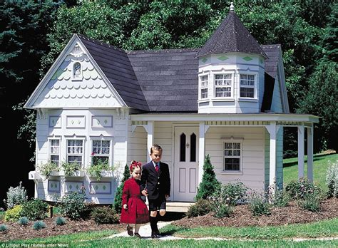 play houses inside the lilliput play homes custom built for children of the super rich daily