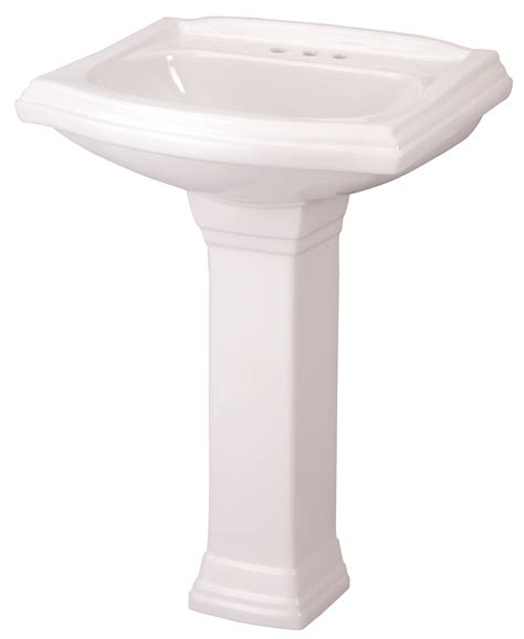 petite pedestal bathroom sinks allerton 4 quot centers petite pedestal bathroom sink