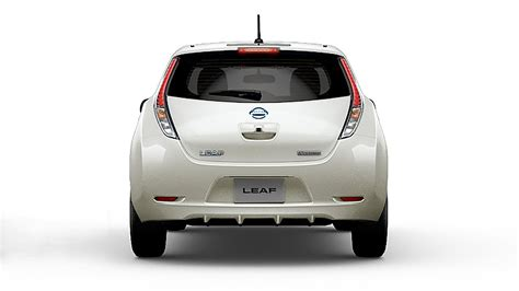nissan leaf back does the nissan leaf use gas theleaf co