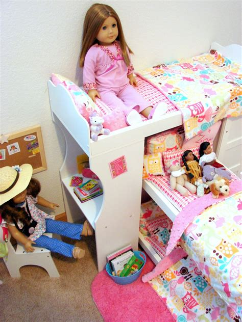 beds and stuff american girl doll play our doll play area the doll bedroom