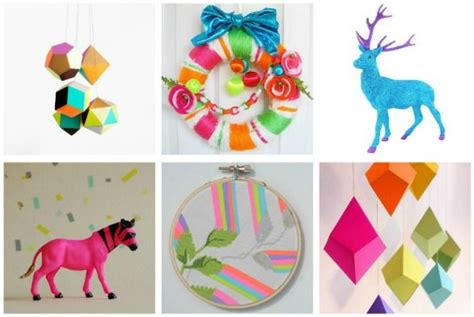 neon christmas decorations 93 best images about neon on trees penguin cakes and colorful