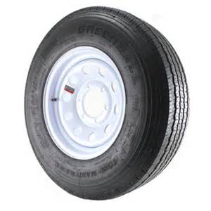 Trailer Tire And Wheel Packages St225 75r15 Tow Master All Steel Construction 12 Ply Lrf