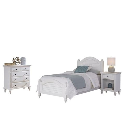 3 piece white bedroom set 3 piece wood twin bedroom set in white 5543 4021