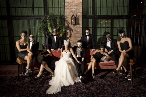 masquerade wedding masquerade themed wedding
