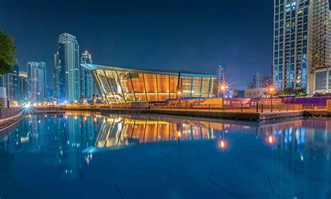 LEDs in Dubai Opera House   Lux Magazine   Luxreview.com