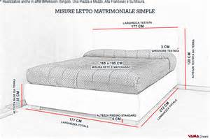 Home Design Outlet letto imbottito in tessuto con contenitore testata semplice