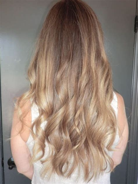 ombre light brown over 45 yrs 17 best images about my hair streak and colors on