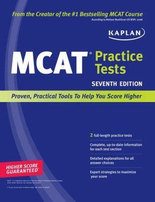 kaplan test kaplan mcat practice tests by kaplan reviews