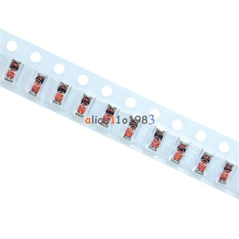 diode smd smt ll4148 1n4148 100 pcs ll4148 ll 34 1n4148 in4148 smd smt diode switching signal at ebay
