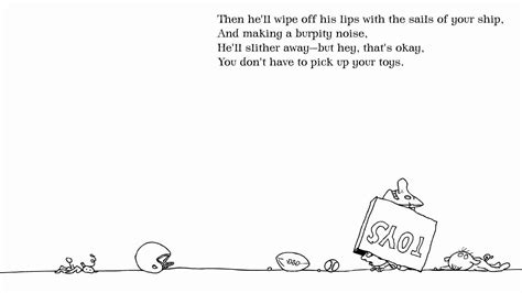 shel silverstein the toy eater from falling up youtube