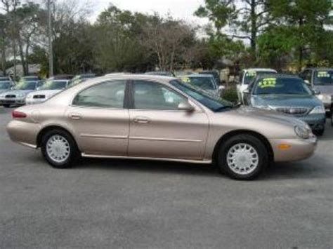 how does cars work 1996 mercury sable engine control find used 1996 mercury sable gs in 3270 n highway 17 92 longwood florida united states for