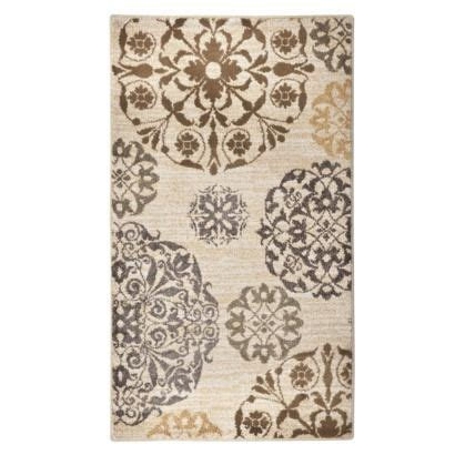 mohawk home accent rug mohawk home medallion area rug 7 x10