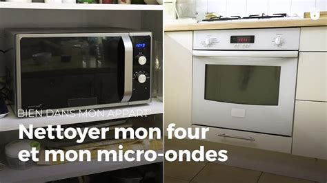 Astuce Nettoyage Four Micro Onde by Nettoyer Four Micro Onde Nettoyer Un Four Micro Ondes