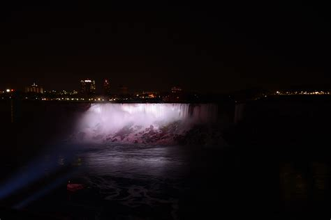 niagara falls lights niagara falls the illumination lights