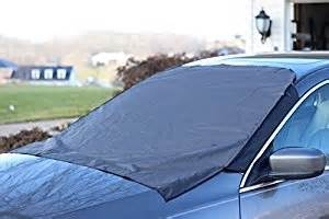 Car Window Cover For Snow Qvc Premium Windshield Sun Snow Cover Sizes For