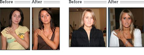 tanning bed before and after spray tan results before and after images