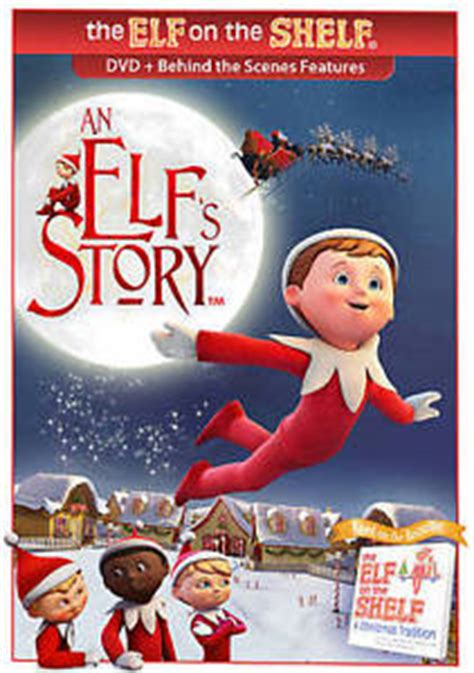 The Story On A Shelf by On The Shelf An 039 S Story Dvd Ebay