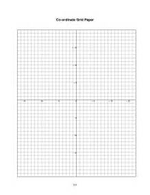 coordinate plane template 4 best images of printable page coordinate plane
