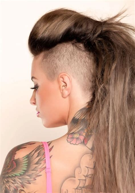 christy mack no hair christy mack love her hair pinterest awesome i
