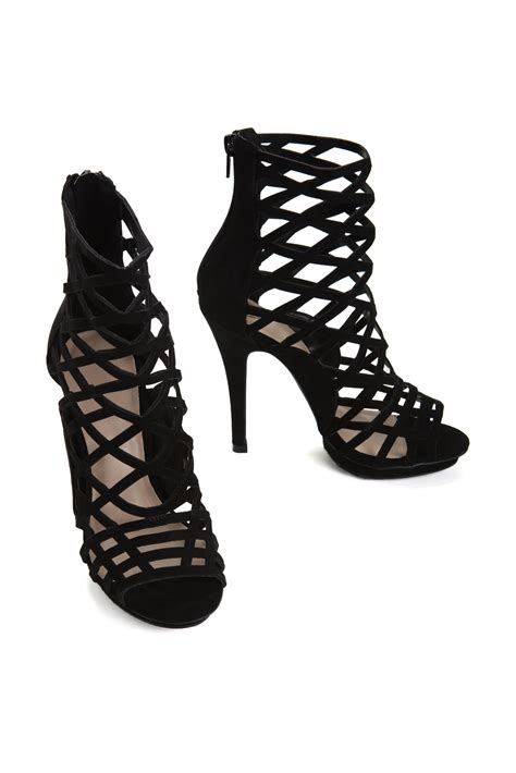 black high heels strappy cons of black strappy heels diggasia