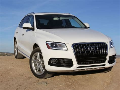 Audi Q5 2015 Reviews by 2015 Audi Q5 Tdi 30 Mpg Drive Review