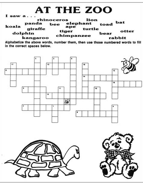 printable zoo activity sheets kids zoo cuts fun pages