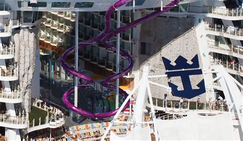Adventure Of The Seas Floor Plan royal caribbean reveals ultimate abyss 10 story slide