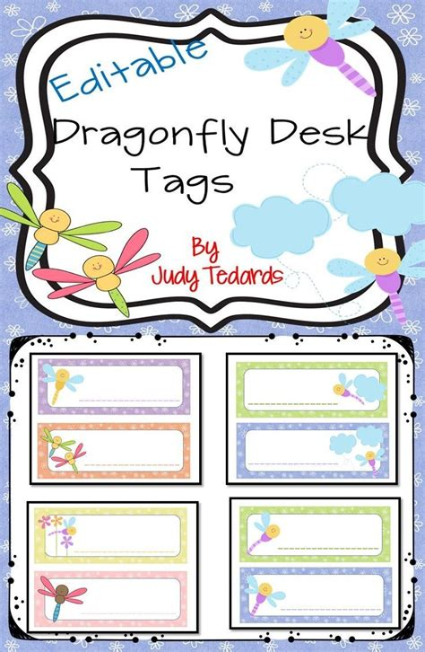 1000 Ideas About Desk Name Tags On Pinterest Phonics Name Tags For Students Desks