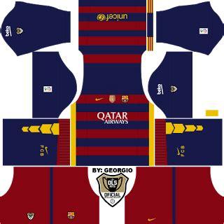 barcelona dls kit kit logo fc barcelona dream league soccer 2016 super