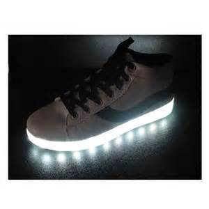 led light up sneakers led sneakers led hi top light up sneakers white with