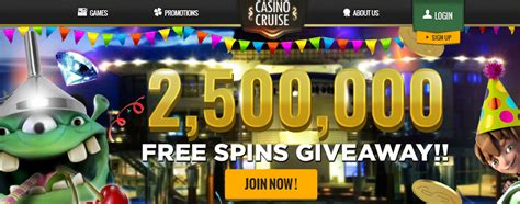 Free Giveaways Uk - casino cruise 2 5 million free spins giveaway uk casinos