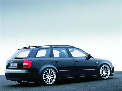 Audi A4 Rs by Sportec Audi A4 Avant Rs250 Photos Photogallery With 8