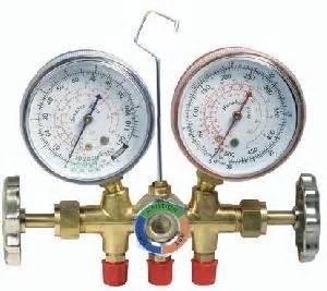 Testing Meter Manifold Ac Alat Isi Freon testing manifold refrigeration traderscity