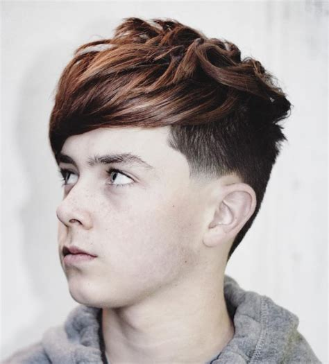 Boy Hairstyle by 31 Cool Hairstyles For Boys