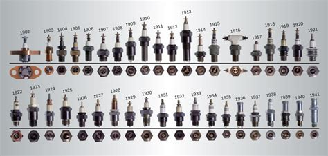 bosch poster set px 3836542978 spark plugs history