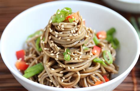 cold recipes oriental cold noodle salad recipe dishmaps