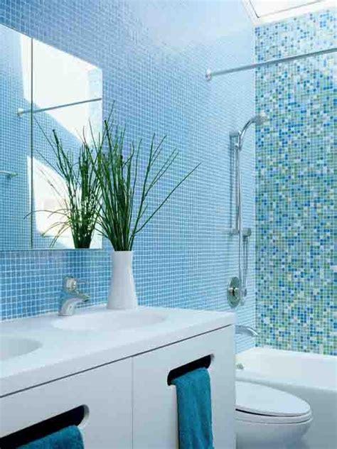 blue tiles bathroom ideas choisir la couleur de la salle de bain 21 id 233 es de