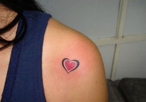 small heart tattoos small tattoo istreetfashion com