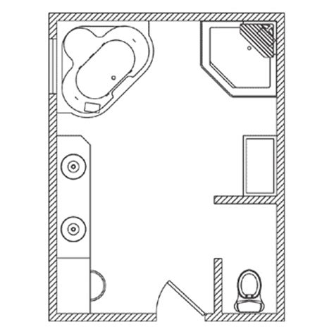 kohler bathroom floor plans 10 best images about bathroom floorplans on