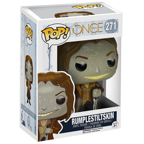 Funko Once Upon A Time Rumplestiltskin Gold 11976 figurine rumplestiltskin once upon a time funko pop