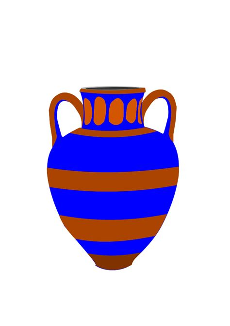 Free Vase by Vase Clip Clipart Best