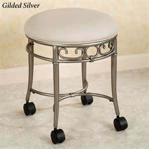 Vanity Stools Or Chairs Mcclare Vanity Stool