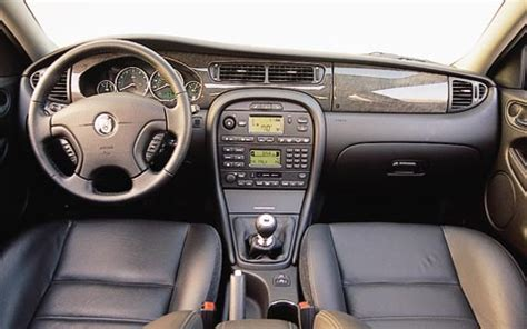 2002 Jaguar X Type Interior by 2002 Jaguar X Type One Year Test Update Photo Gallery